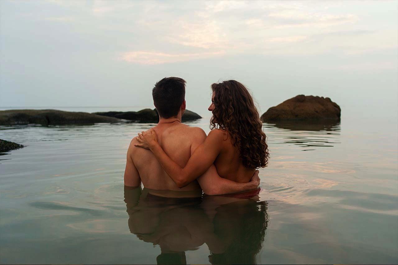 moramore I Sexstellungen im Stehen I Im Wasser